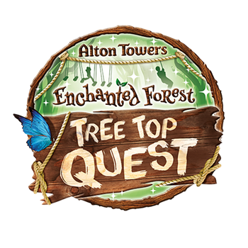 Alton Towers Tree Top Quest Logo
